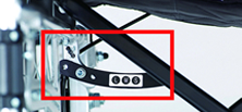 モジュール型介助用車いす MM-FIT 16FB