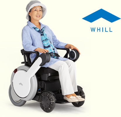 WHILL(ウィル) ModelAM WHL-AM01
